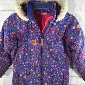 Obermeyer Girls Jacket Size 5-6